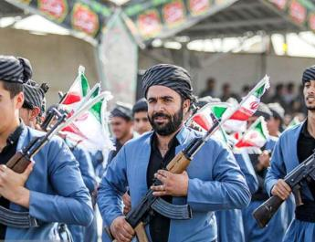 ifmat - Two Kurdish Guards shed light on Iranian secretive elite IRGC