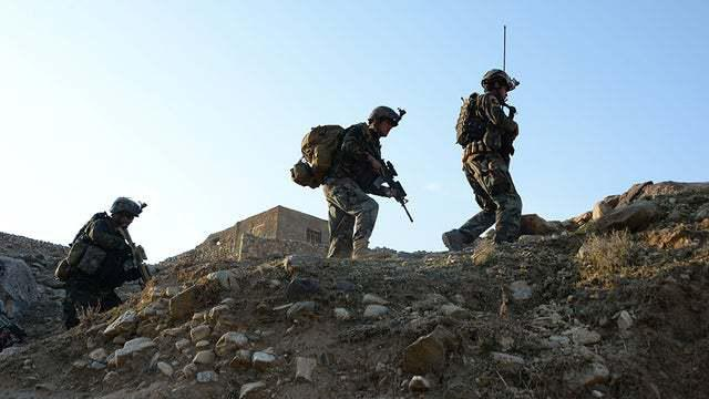 ifmat - US should focuse on countering Iranian influence in Afghanistan