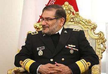 ifmat - After Soleimani Iran sends Shamkhani to Iraq to take control