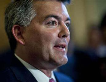 ifmat - Cory Gardner targeted by pro-Iranian disinformation effort