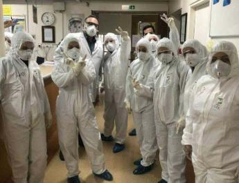 ifmat-Doctors and medical staff fall victim to coronavirus as Rulers deal with indifference