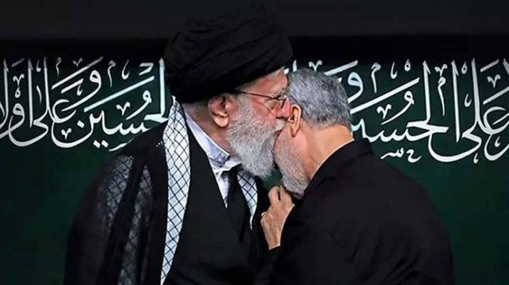 ifmat-Iran regime gets closer to Hezbollah after Soleimani