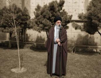 ifmat - Iran supreme leader calls coronavirus a blessing