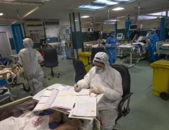 ifmat - Iranian healthcare workers at risk