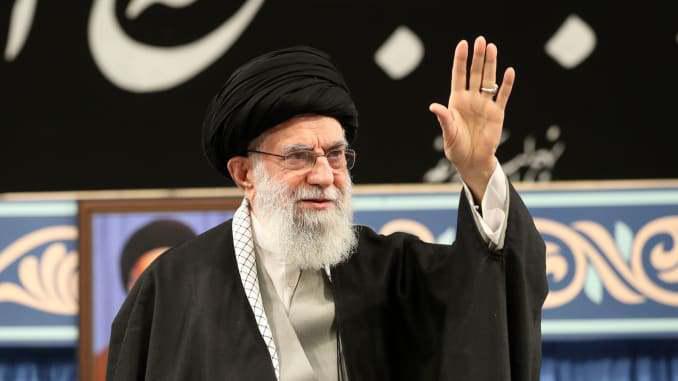 ifmat - Iranian leaders says unity will beat coronavirus