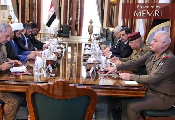 ifmat - Political forces in Iraq move to free Iraq from decade long submission to Iranian hegemony