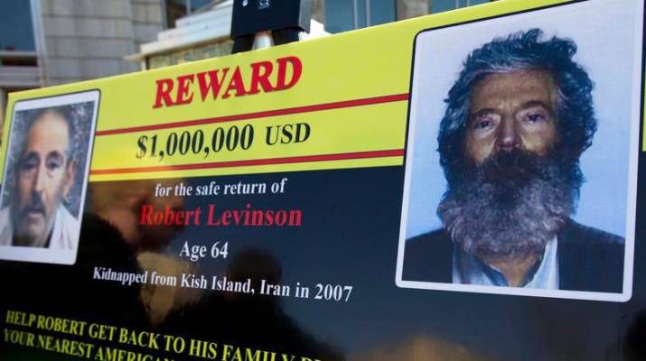 ifmat - Retired FBI agent kidnapped in Iran 13 years ago as the government is offering $20M for information