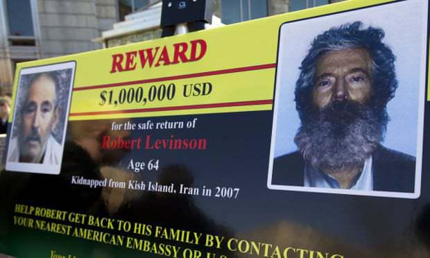 ifmat-Robert Levinson dead in Iranian prison