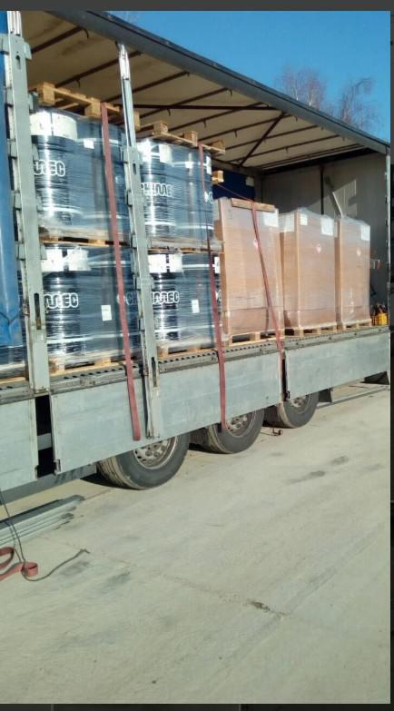 ifmat - Tufekci Trans ve Lojisti Linkedin Chimec Spa products shipped to Iran
