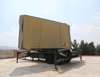 ifmat - Iran Unveils Two New Homegrown Radar Systems