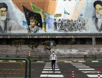 ifmat - Iran arrests 2 journalists for sharing cartoon mocking fovernment coronavirus response