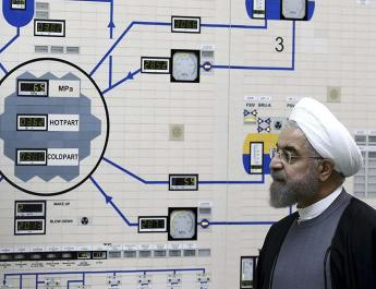 ifmat-Iran pushes ahead with nuclear development despite pandemic restrictions