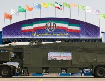 ifmat - Iran terrifying Ballistic Missile Sejjil could carry a nuclear warhead
