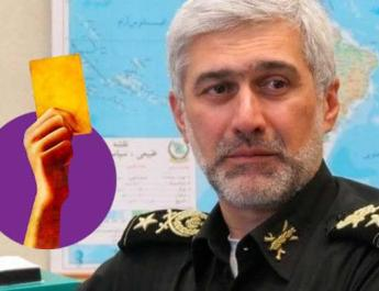 ifmat-Iranian Army Commander lies about Iran speed boats