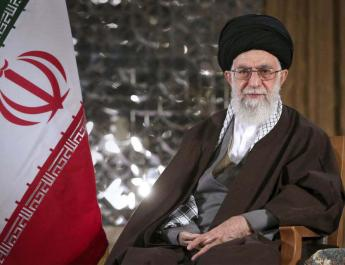 ifmat-Iranian Supreme Leader Ayatollah Ali Khamenei criticizes the west