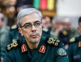 ifmat - Iranian military chief calls Israel and US - vampire enemies