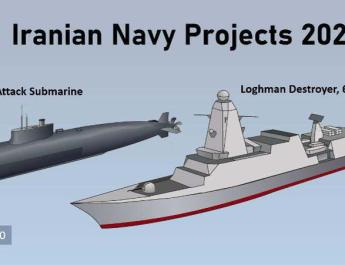 ifmat-Iranian navy building new submarines and a 6000 ton destroyer