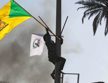 ifmat-Pro-Iran factions in Iraq maneuver to topple another PM-designate