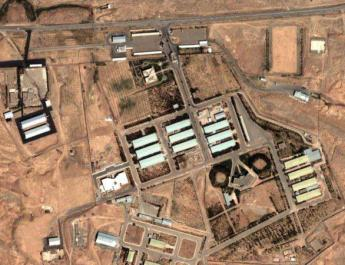 ifmat - Research group discloses undeclared Iran Nuclear Weapons development site