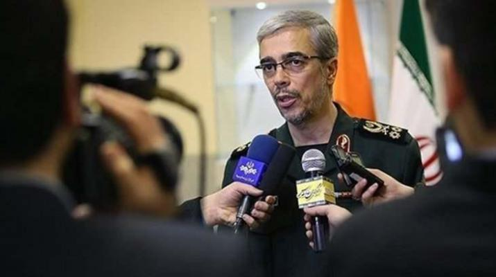ifmat-Top Iranian General says closely monitoring US military moves in region