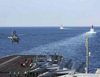 ifmat-US Navy says Iran Revolutionary Guards navy harassed its vessels in Gulf
