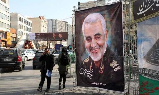 ifmat - Al Jazeera accused of spreading Iranian propaganda and glorifying Qassem Soleimani