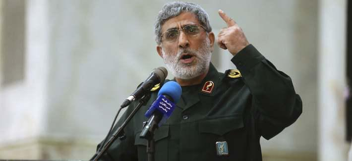 ifmat - Iran Is Increasing its military and cyber activity