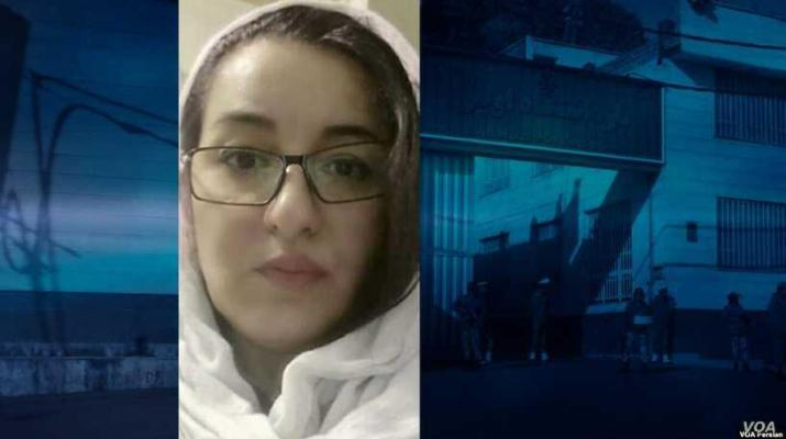 ifmat - Iranian Dissident told she cannot have full back surgery recovery prior to prison term