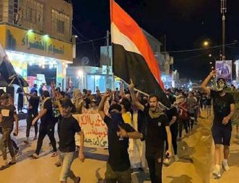 ifmat - Iraq once again rises Against Iran puppet government