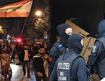 ifmat - Lebanese and Iraqi protesters are returning to the streets