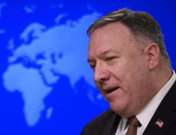 ifmat - Pompeo says Iran trying to foment terror during pandemic
