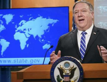 ifmat - Pompeo says US and Middle East safer after withdrawal of Iran nuclear deal