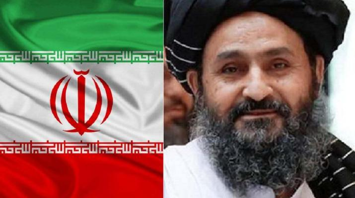 ifmat - Top Iranian official hold talks with Taliban leaders in Qatar