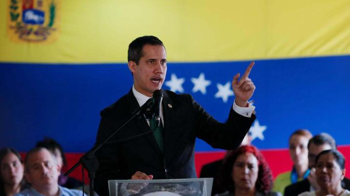 ifmat - Venezuela guaido says Iran fuel shipment ought to alarm Latin America