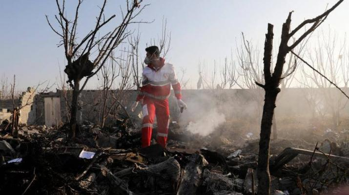 ifmat - Families of victims still searching for answers six months after Iran plane crash