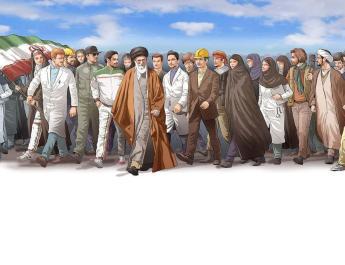 ifmat - Islamic revolution has no borders says head of the Imam Reza Islamic Center in Berlin