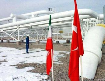 ifmat - Turkey committed to gas deal with Iran says official