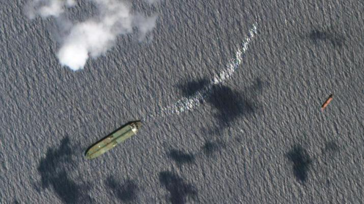 ifmat - Venezuela-Bound Oil tankers tracked by Iranian Satellite
