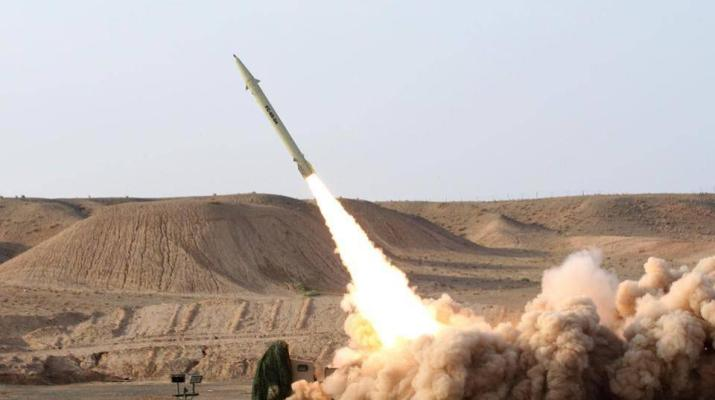 ifmat - Video of Iran long-range missiles that could target Israel