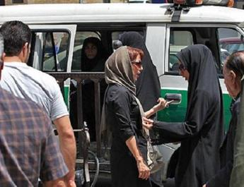 ifmat - 27 Iranian agencies tasked with enforcing Hijab