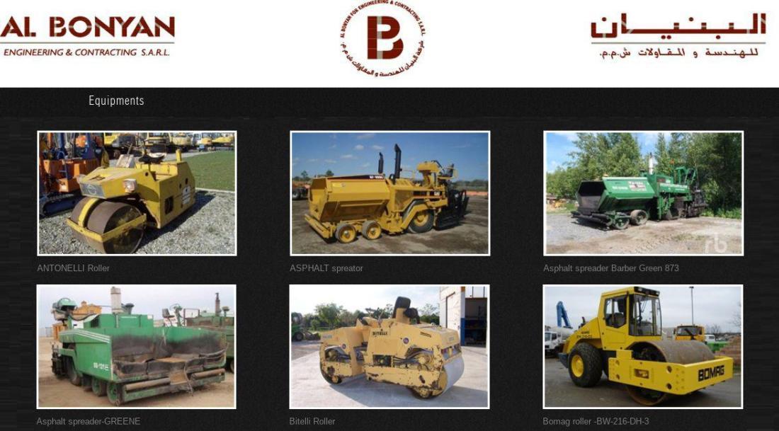 ifmat - Al Bonyan Equipments