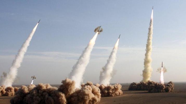 ifmat - IRGC improves accuracy of indigenous rocket