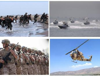 ifmat - Iran Guard Corps starts military drills off Strait of Hormuz