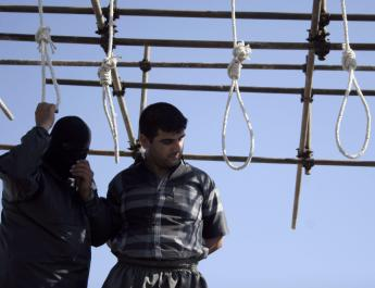 ifmat - Iran hangs 2 for 2010 parade bombing that killed 12
