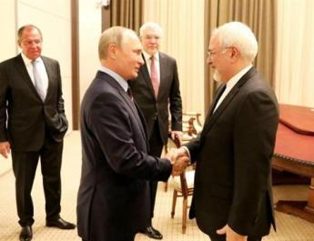 ifmat -Iranian top diplomat lauds phone call with Putin