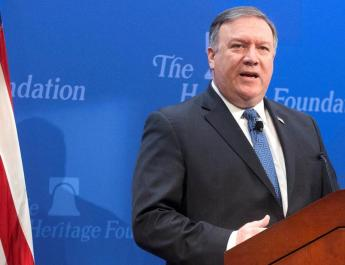 ifmat - Pompeo says US seized Iranian weapons on way to Houthi rebels in Yemen