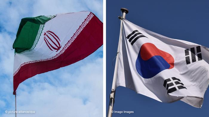 ifmat - South Korea responds angrily to Iran threats over frozen assets