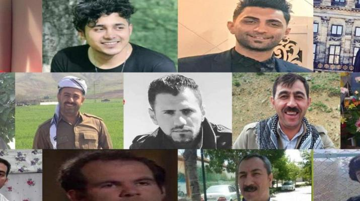 ifmat - Two Kurds executed amid increasing use of death penalty as weapon of repression