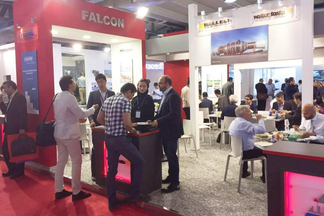 ifmat - Walter Tosto SpA participated to IranOil