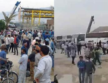 ifmat - Consequences for Mullahs Regime of oil workers strike